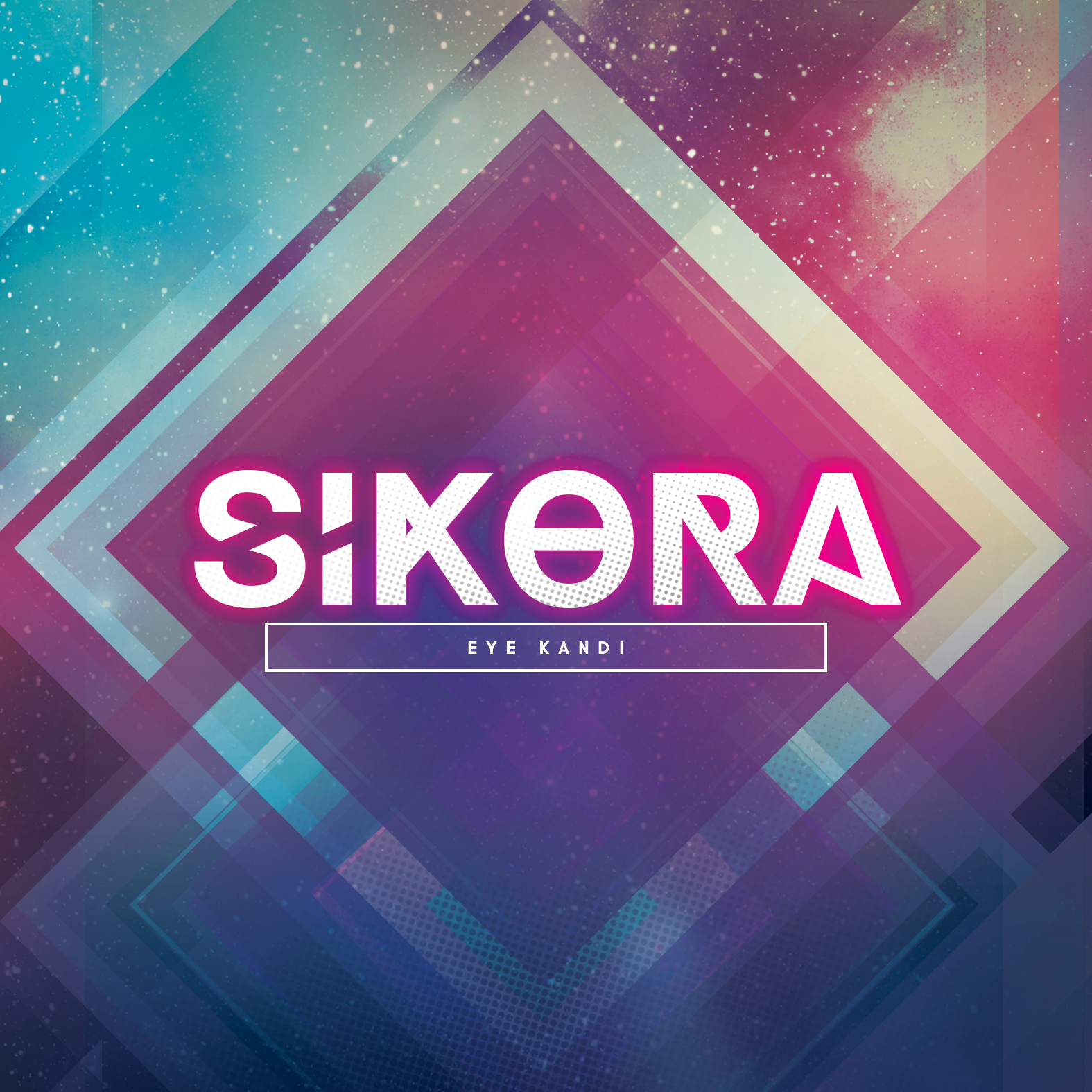 Sikora - EYE KANDI EP - now on iTunes